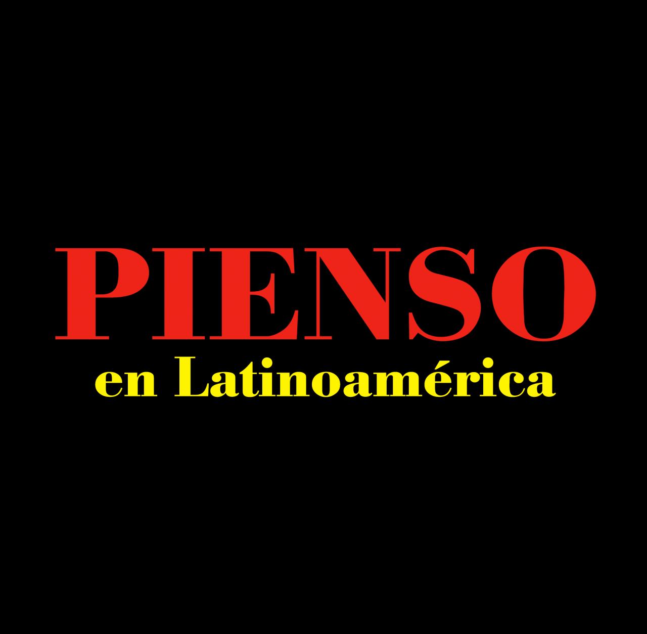 Pienso en latinoamerica